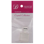 DW Square 21mm Pendant for Embellishing