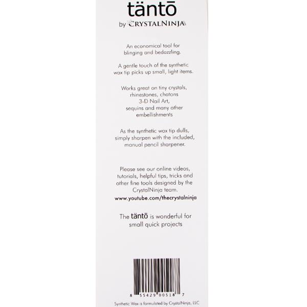 Tänto, Pick up tool by the Crystal Ninja