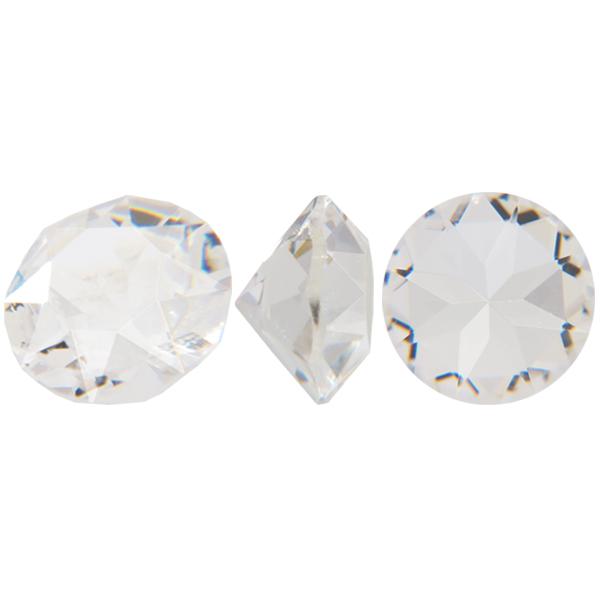 Swarovski 1088 XIRIUS Chaton Crystal (Unfoiled) SS29
