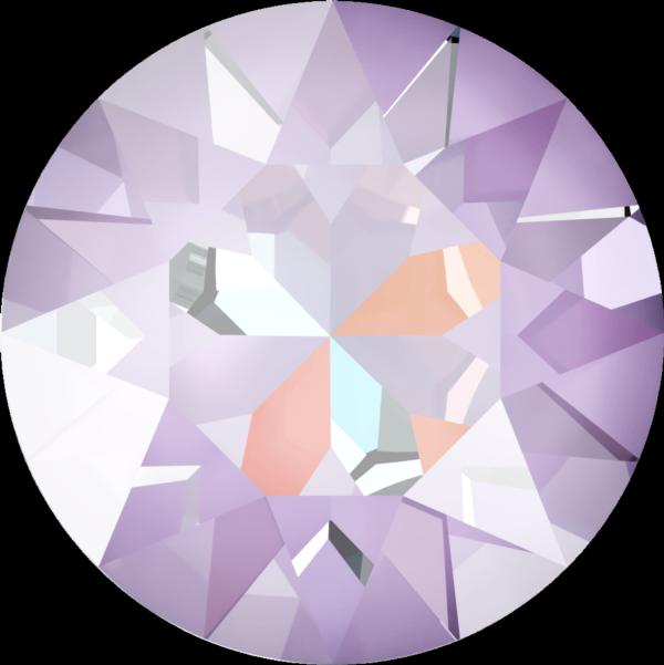 Swarovski 1088 XIRIUS Chaton Crystal Lavender DeLite SS39