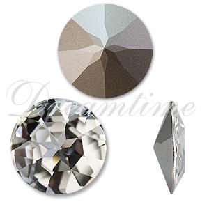 Swarovski 1201 Fancy Round Stone Crystal 35mm