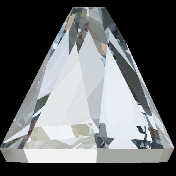 Swarovski 2019 Round Spike Flat Back Crystal Blue Shade 4mm