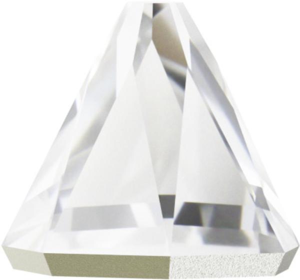 Swarovski 2019 Round Spike Flat Back Crystal 4mm