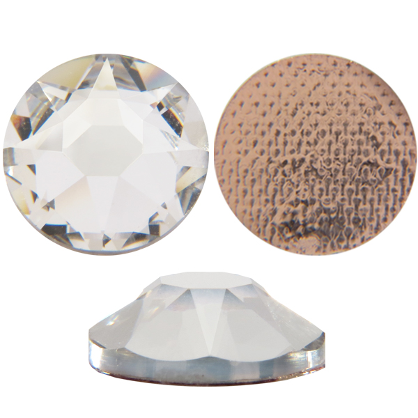 Swarovski 2078 XIRIUS Rose Hotfix Crystal SS20