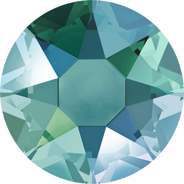 Swarovski Hotfix 2078 Crystal Flatbacks Paradise Shine SS16 K64//3 Pack of 24