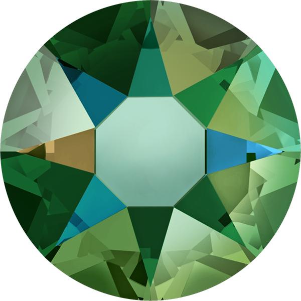 2000 2038 /& 2078 Swarovski® Hotfix Crystals Flatback Light Topaz Shimmer