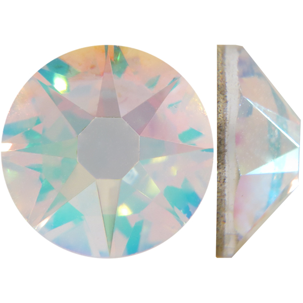 ef229b20d Swarovski 2088 XIRIUS Rose Flat Back Crystal AB SS20   Dreamtime Creations