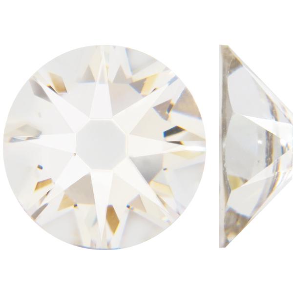 Swarovski 2088 XIRIUS Rose Flat Back Crystal (Unfoiled) SS40