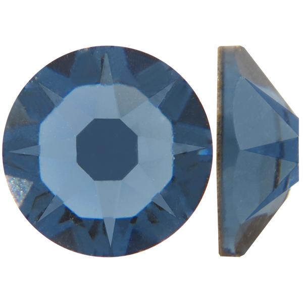 10x Swarovski® Crystals Flatback vintage rose 2088 NoHF SS34 7mm Xirius Strass