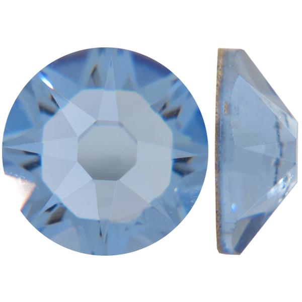 de4c1682a4de Swarovski 2088 XIRIUS Rose Flat Back Light Sapphire SS20