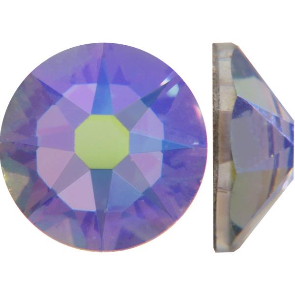 Swarovski hotfix 2078 cristal flatbacks paradise shine SS16-pack de 24 K64//3