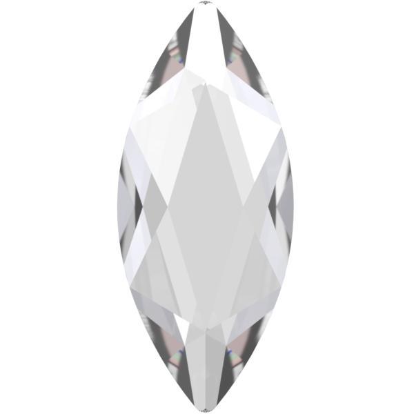Swarovski 2201 Marquise (Navette) Flat Back Crystal 8x3.5mm