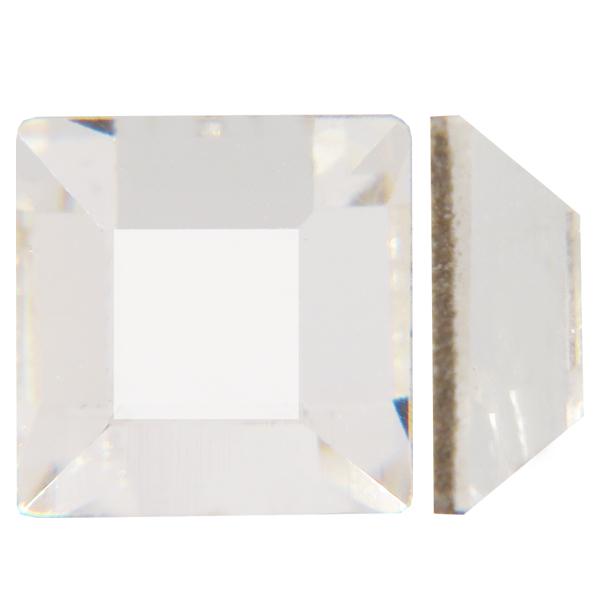 Swarovski 2400 Square Flat Back Crystal 4mm