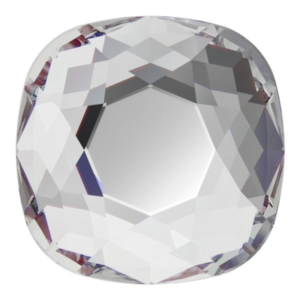 Swarovski 2471 Cushion Cut Square Flatback Crystal 10mm