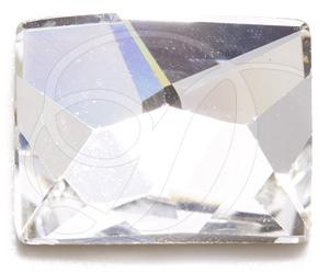 Swarovski 2520 Cosmic Flat Back Crystal 10x8mm