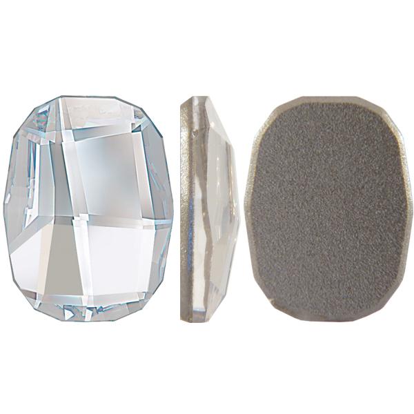 Swarovski 2585 Graphic Flat Back Crystal 14mm