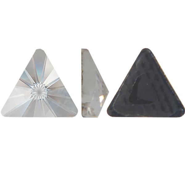 Swarovski 2716 Rivoli Triangle Hotfix Crystal 5mm