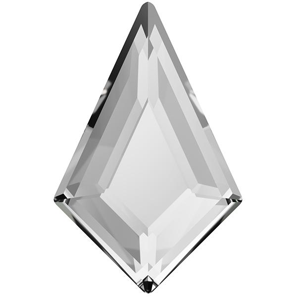 Swarovski 2771 Kite Hotfix Crystal 6.4x4.2mm