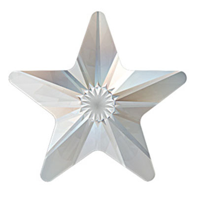 Swarovski 2816 Rivoli Star Flat Back Crystal 5mm