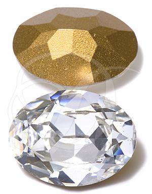 Swarovski 4120 Oval Fancy Stone Crystal 25x18mm