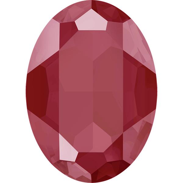 Swarovski 4127 Large Oval Fancy Stone Crystal Royal Red 30x22mm