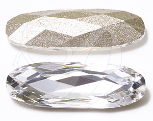 Swarovski 4161 Long Classical Oval Fancy Stone Crystal 15x5mm
