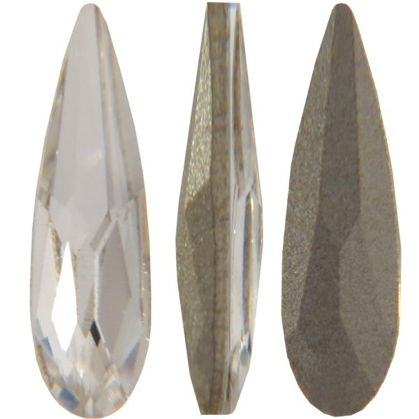 Swarovski 4331 Raindrop Fancy Stone Crystal 15mm