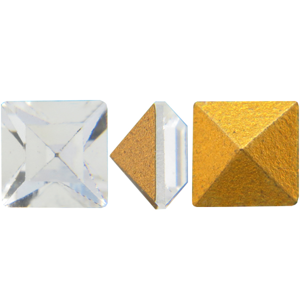 Swarovski 4428 Square Fancy Stone Crystal 5mm