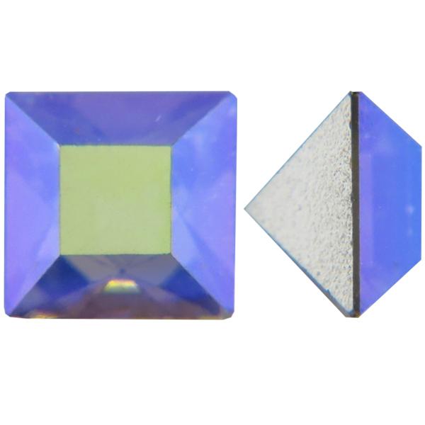 Swarovski 4400 Square Vintage Fancy Stone Crystal Starlight 6mm