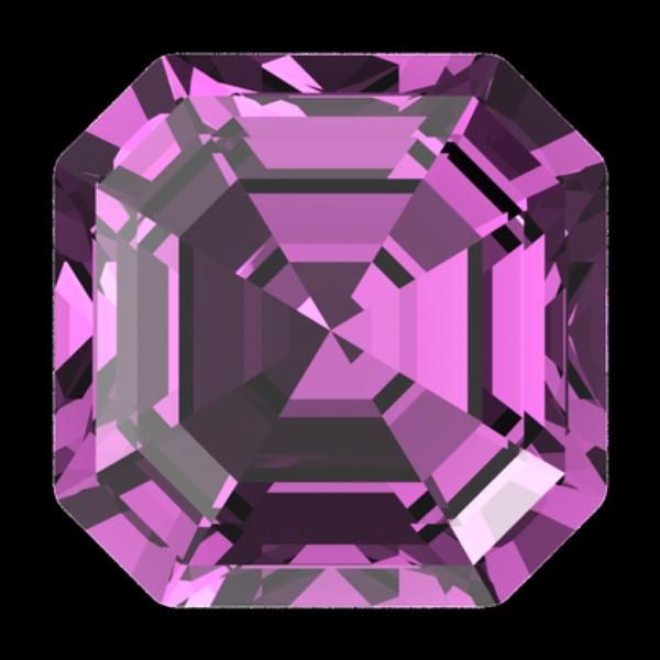 Dreamtime Crystal DC 4480 Imperial Fancy Stone Amethyst 6mm
