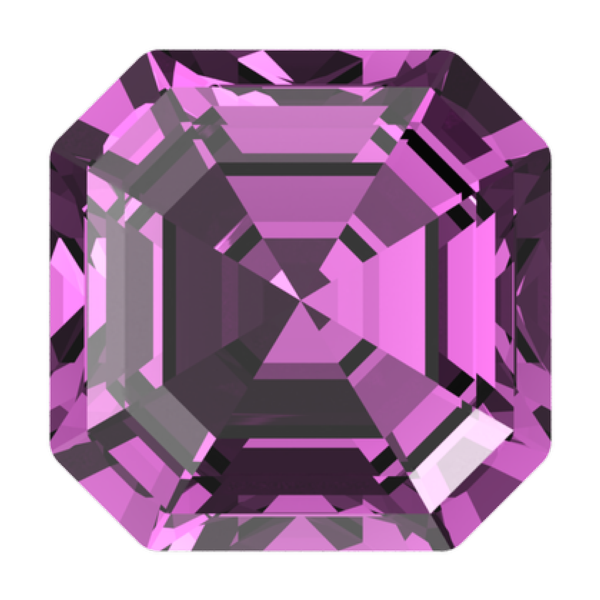 Dreamtime Crystal DC 4480 Imperial Fancy Stone Amethyst 8mm