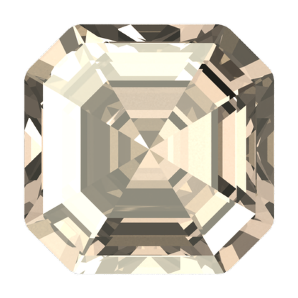 Dreamtime Crystal DC 4480 Imperial Fancy Stone Crystal Golden Shadow 10mm