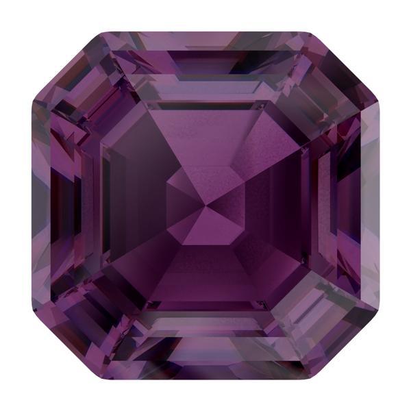 Dreamtime Crystal DC 4480 Imperial Fancy Stone Amethyst Ignite 8mm