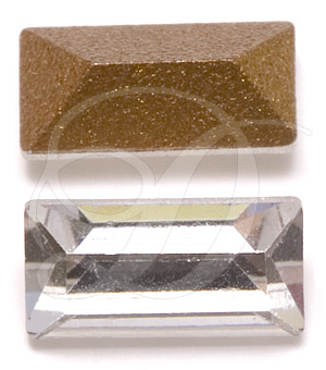 Swarovski 4501 Baguette Fancy Stone Crystal 4x2mm
