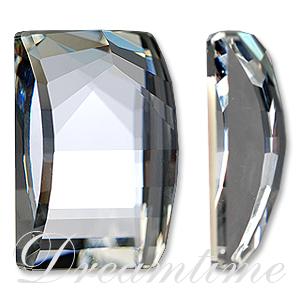 Swarovski 4581 Stage Flat Fancy Stone Crystal 24x16mm
