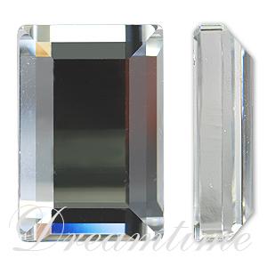 Swarovski 4582 Step Cut Flat Fancy Stone Crystal 24x16mm
