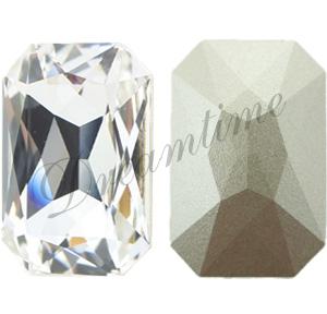 Swarovski 4627 Large Rectangle Octagon Fancy Stone Crystal 27x18.5mm