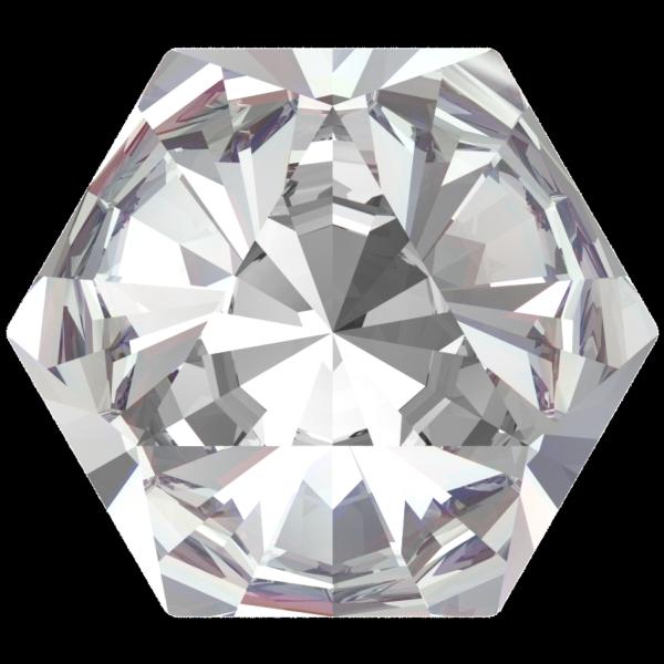 Swarovski 4699 Kaleidoscope Hexagon Fancy Stone Crystal 6x6.9mm
