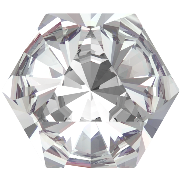 Swarovski 4699 Kaleidoscope Hexagon Fancy Stone Crystal 14x16mm