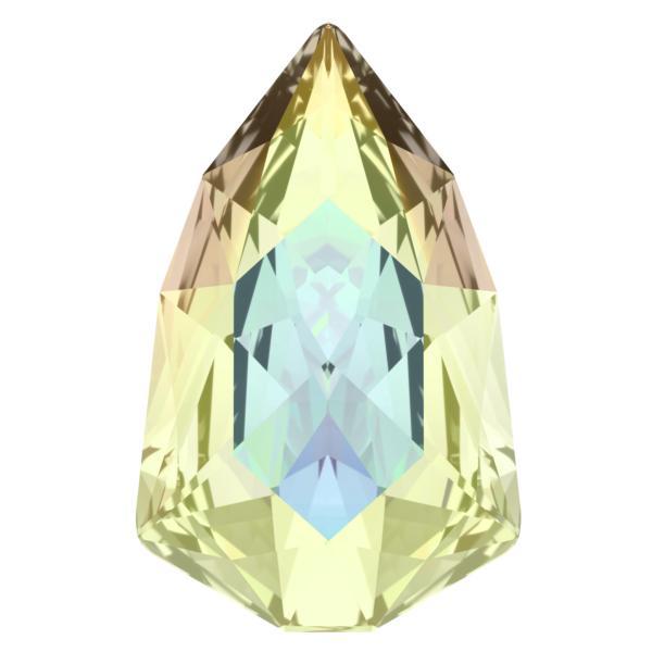 Swarovski 4707 Slim Trilliant Fancy Stone Crystal AB 24x15.2mm