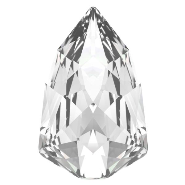 Swarovski 4707 Slim Trilliant Fancy Stone Crystal 13.6x8.6mm