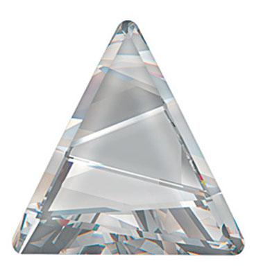 Swarovski 4717 Delta Fancy Stone Crystal Bronze Shade 21.5mm
