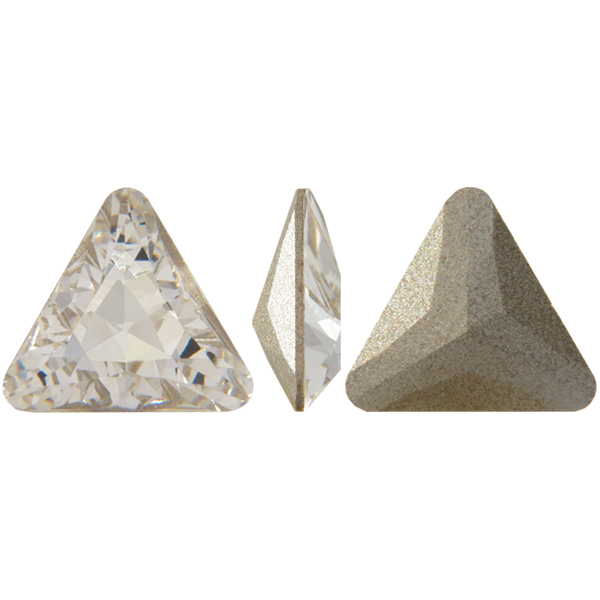 Swarovski 4722 Triangle Fancy Stone Crystal 4mm