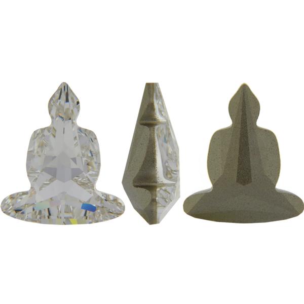 Swarovski 4779 Buddha Fancy Stone Crystal 18x15.6mm