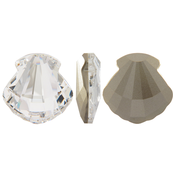 Swarovski 4789 Shell Fancy Stone Crystal 23mm
