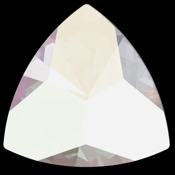 Swarovski 4799 Kaleidoscope Triangle Fancy Stone Crystal AB 6x6.1mm