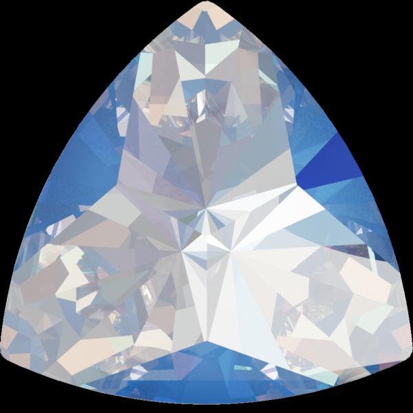 Swarovski 4799 Kaleidoscope Triangle Fancy Stone Crystal Ocean DeLite 6x6.1mm