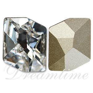 Swarovski 4739 Cosmic Fancy Stone Crystal 20x16mm