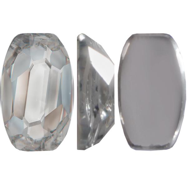 Swarovski 4855 Organic Oval Fancy Stone Crystal 13x8mm