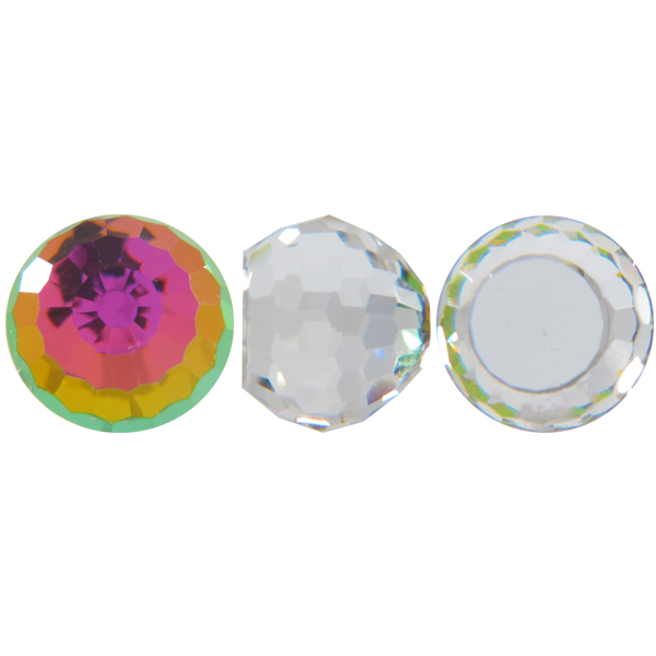 Swarovski 4869 Fireball Fancy Stone Crystal Vitrail Medium 6mm